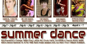 2014 Summer Dance Series