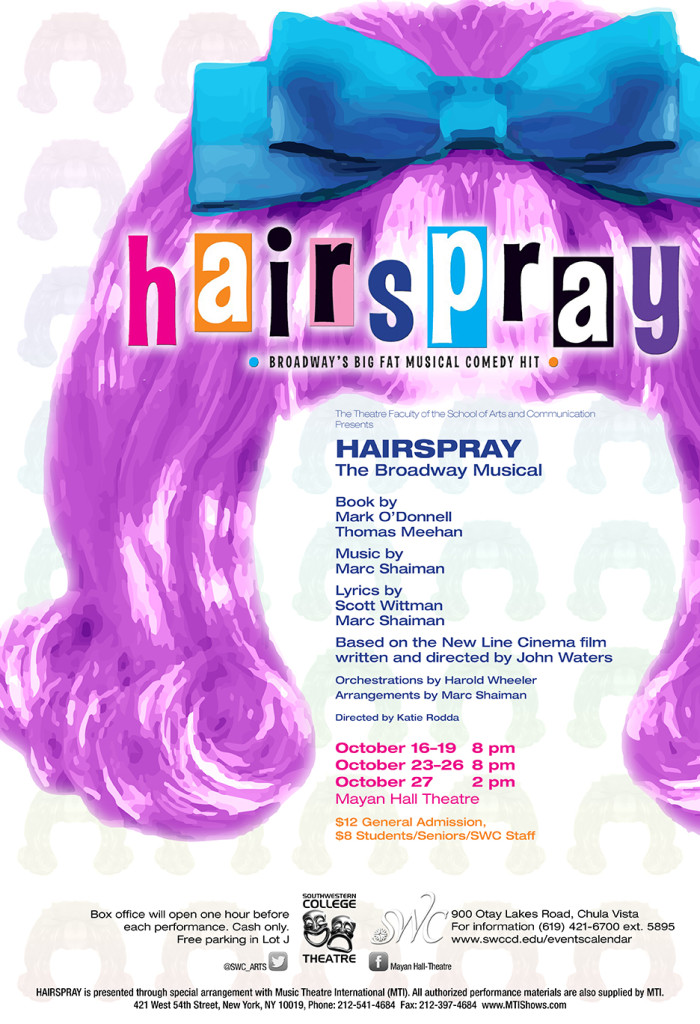 Southwestern College presents Hairspray