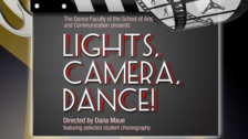 Lights, Camera, Dance! (spring 2013)